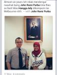 W/ jr. Diplomat John and Sr. Diplomat Ali Alatas pic