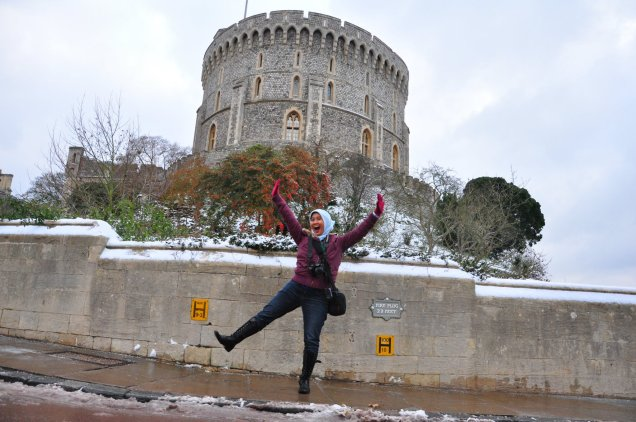 Windsor Castle London, 2010